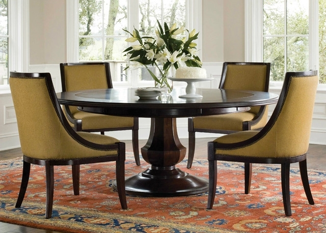 2017 Circular Dining Tables Regarding 27 Dining Table Designs For Your Dream Home – S Bricks Blog (View 2 of 20)