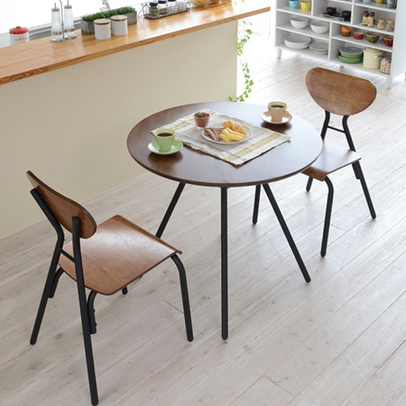 2017 Dining Tables And Chairs For Two With Regard To Livingut: Table Chair 3 Piece Set Cafe Vintage Dining Table (Iron (Gallery 12 of 20)