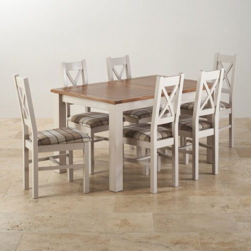 2017 Extending Dining Tables With 6 Chairs Pertaining To Extending Dining Table: Right To Have It In Your Dining Room (Gallery 8 of 20)