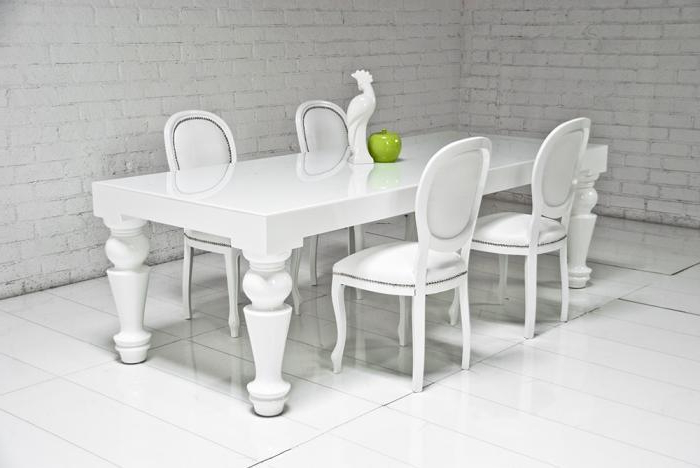 2017 Fat Boy Dining Table I Roomservicestore Within Dining Tables With Large Legs (View 2 of 20)