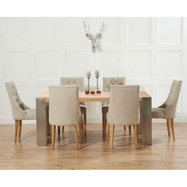 2017 Knightsbridge Dining Set 180 (Gallery 11 of 20)