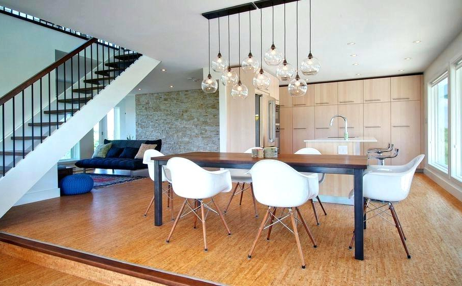 2017 Lights Over Dining Tables For Incredible Pendant Lights Dining Room Hanging Pendant Lighting Over (View 9 of 20)