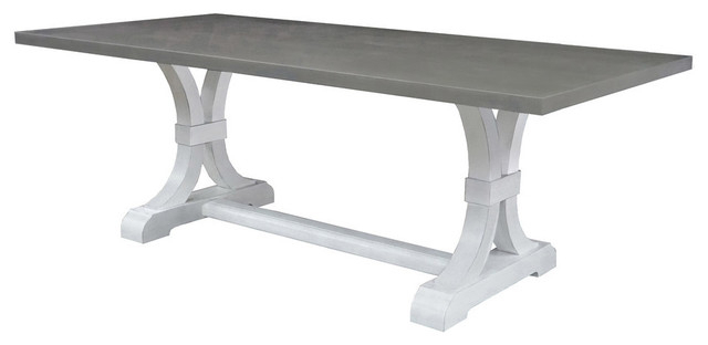 2017 Marbella Dining Table, Gray – Dining Tables  Montage Home For Marbella Dining Tables (View 2 of 20)