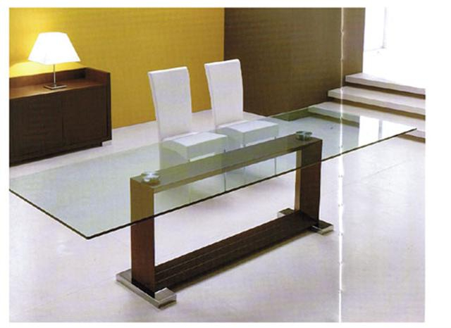 2017 Monaco Modern Italian Dining Table Throughout Monaco Dining Tables (View 2 of 20)