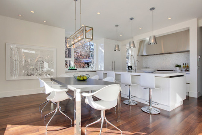 2017 Over Dining Tables Lighting Pertaining To 3. Lighting Above Kitchen Table Stylish Love The Light Fixture (Gallery 13 of 20)
