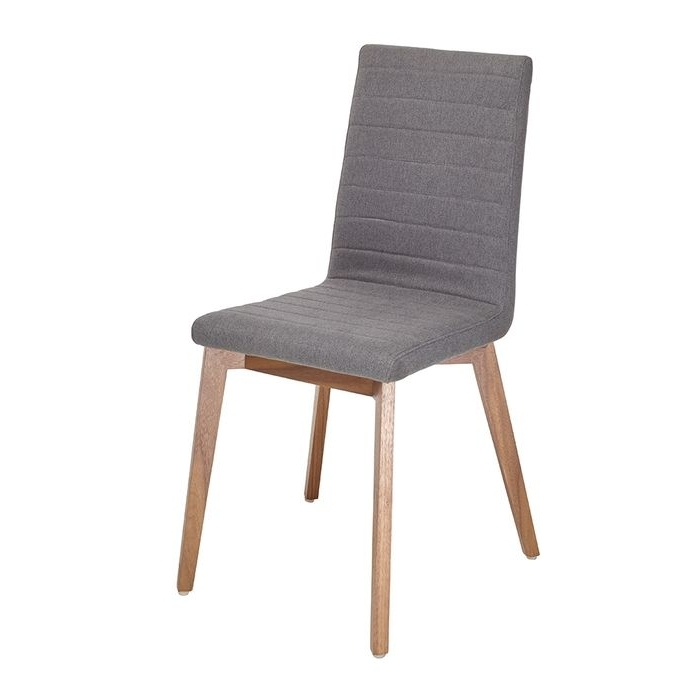 2017 Parquet Dining Chair Grey (View 15 of 20)