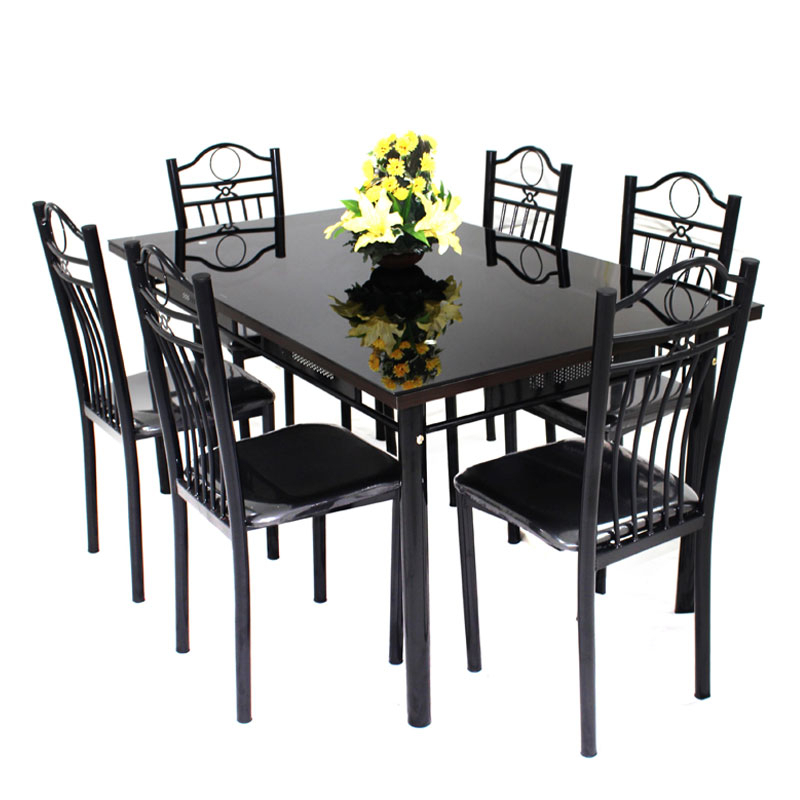 2017 Roma Dining Tables And Chairs Sets In Dining Set Roman – 06 Seater – Arpico Furniture (View 16 of 20)