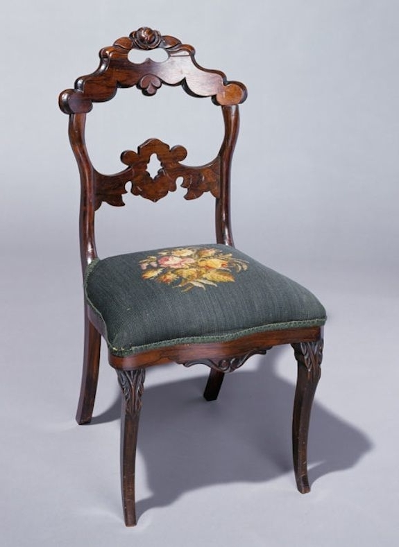 2017 The Incredible True Story Of Master Craftsman, Freedman Thomas Day Inside Craftsman Upholstered Side Chairs (Gallery 12 of 20)