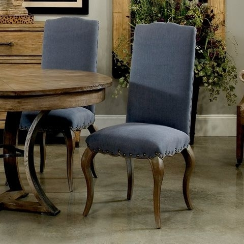 2017 Thorne Side Chair (Gallery 2 of 20)