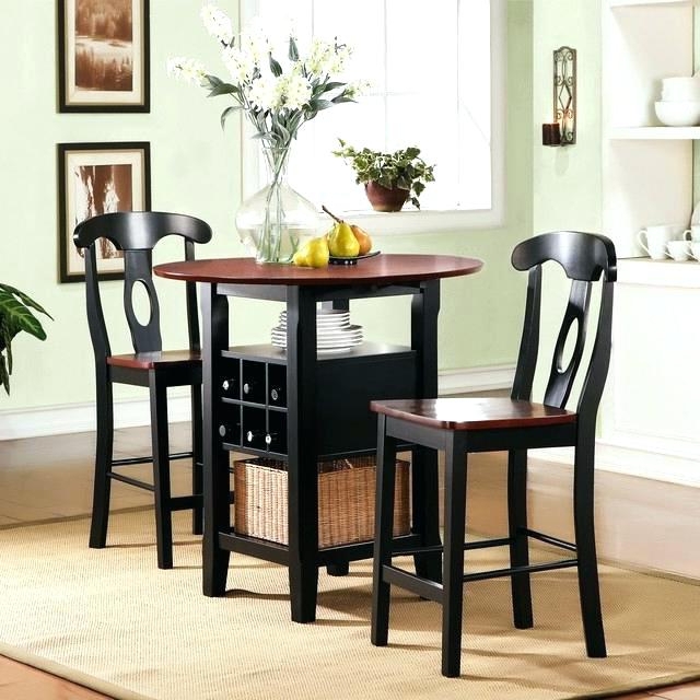 2017 Two Person Dining Tables Inside Two Person Dinning Table Dining Room Sets 2 Chairs Kitchen Tables (View 20 of 20)