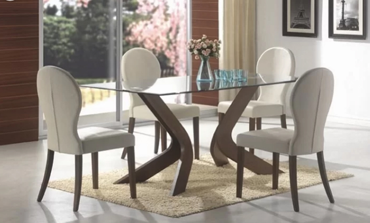 2017 Wade Logan Lansford Dining Table – Awesome Stuff 365 Inside Logan Dining Tables (View 1 of 20)