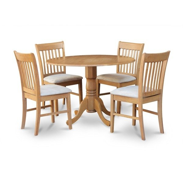 2018 5 Piece Round Kitchen Tables – Architecture Home Design • Inside Macie 5 Piece Round Dining Sets (View 15 of 20)