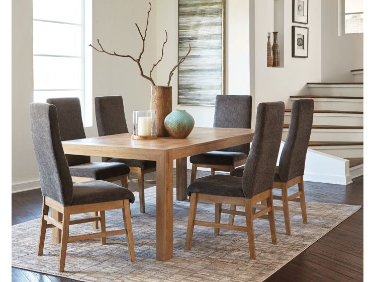 2018 Acacia Dining Tables Regarding Drifted Acacia Dining Table Set – Shop For Affordable Home Furniture (View 16 of 20)
