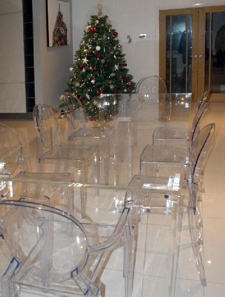 2018 Acrylic Dining Table Set Manufacturer In Gujarat Indiaflora Art Pertaining To Acrylic Dining Tables (View 12 of 20)