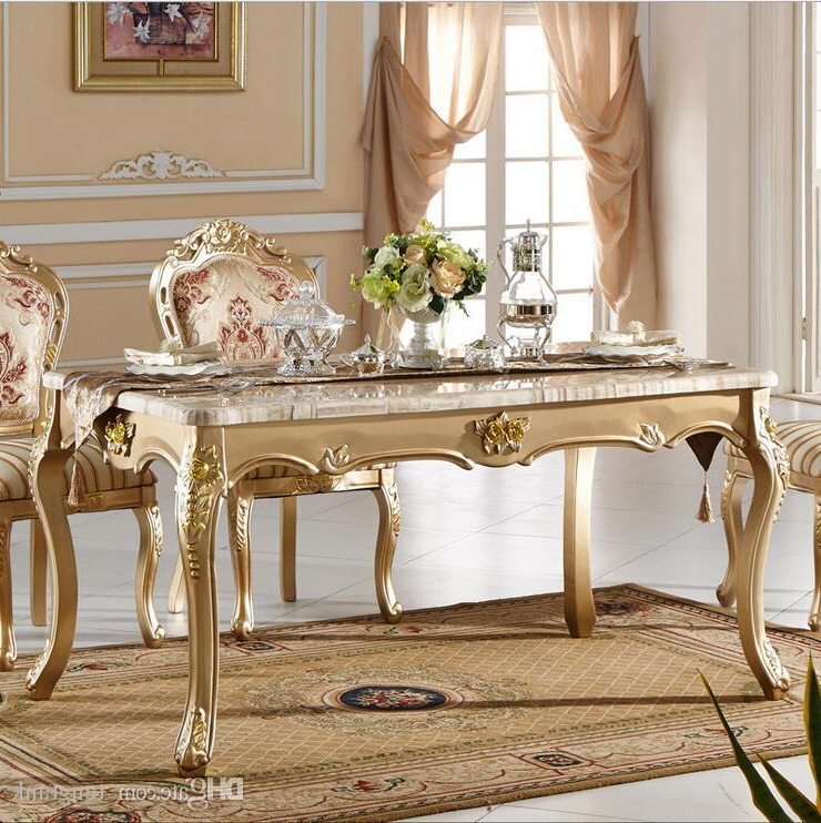 [%2018 Antique Style Italian Dining Table, 100% Solid Wood Italy Style Pertaining To Most Recent Solid Marble Dining Tables|solid Marble Dining Tables For Newest 2018 Antique Style Italian Dining Table, 100% Solid Wood Italy Style|well Liked Solid Marble Dining Tables Throughout 2018 Antique Style Italian Dining Table, 100% Solid Wood Italy Style|well Known 2018 Antique Style Italian Dining Table, 100% Solid Wood Italy Style With Regard To Solid Marble Dining Tables%] (View 11 of 20)