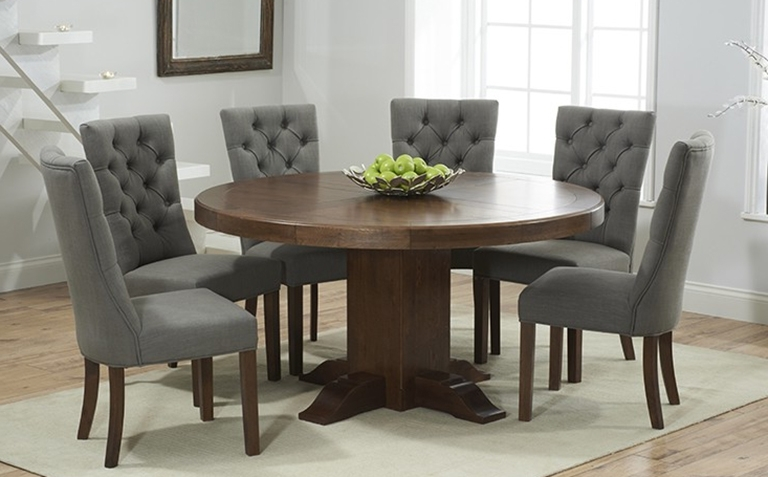 2018 Black Wood Dining Tables Sets Inside The Making Of The Dark Wood Dining Table – Home Decor Ideas (View 2 of 20)