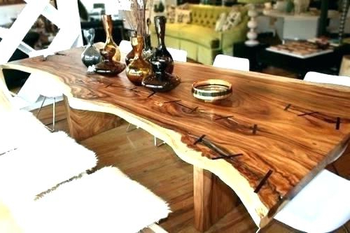 2018 Cool Dining Tables Buy Dining Set With Padded Bench And Chairs In Pertaining To Unusual Dining Tables For Sale (View 18 of 20)