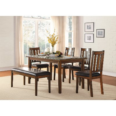 2018 Dining Sets Regarding Deal Zone – Table And Chair Dining Sets (View 2 of 20)
