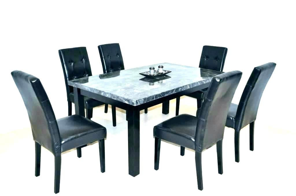 2018 Dining Tables With 6 Chairs Regarding Round Dining Room Sets For 6 Round Table Set For 6 Dining Table And (Gallery 11 of 20)