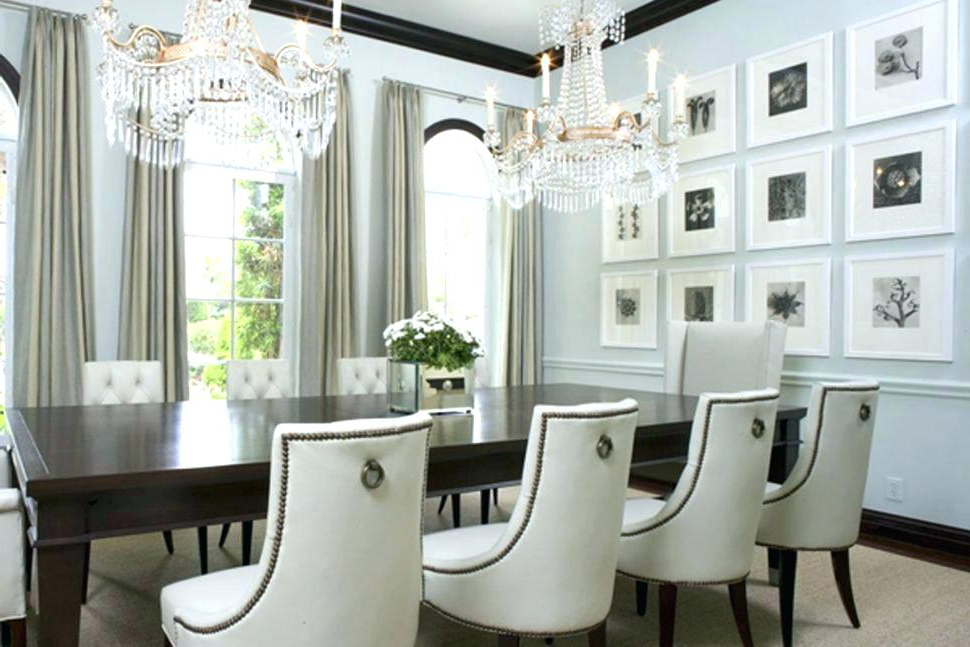 2018 Dining Tables With Led Lights Regarding Dining Table With Led Lights Tables Modern Room Chandelier Lighting (View 1 of 20)