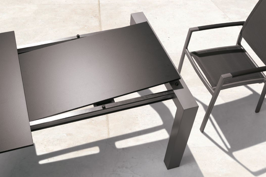 2018 Extendable Outdoor Furniture — Mondecasa Rhodes Dining Table In Outdoor Extendable Dining Tables (View 1 of 20)
