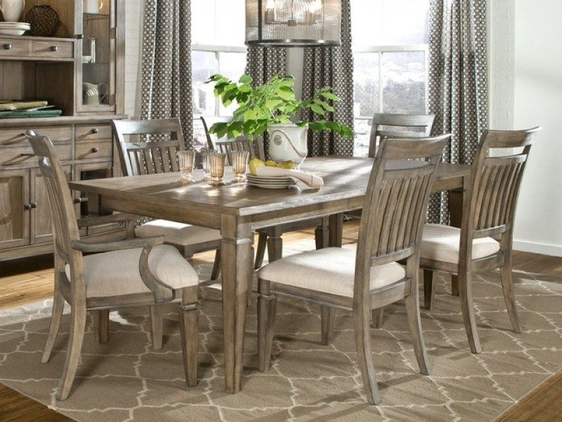 2018 Gavin Dining Tables For Gavin Rustic Dining Set Modern Dining Sets Charlotte Within Rustic (Gallery 1 of 20)