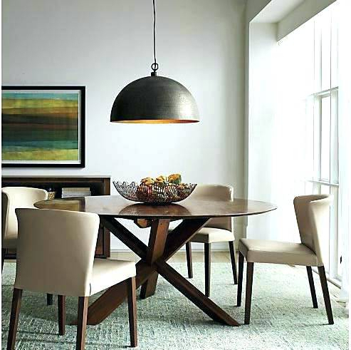 2018 Hanging Dining Room Light Over Table Hanging Dining Table Unique Throughout Dining Tables Lights (Gallery 8 of 20)
