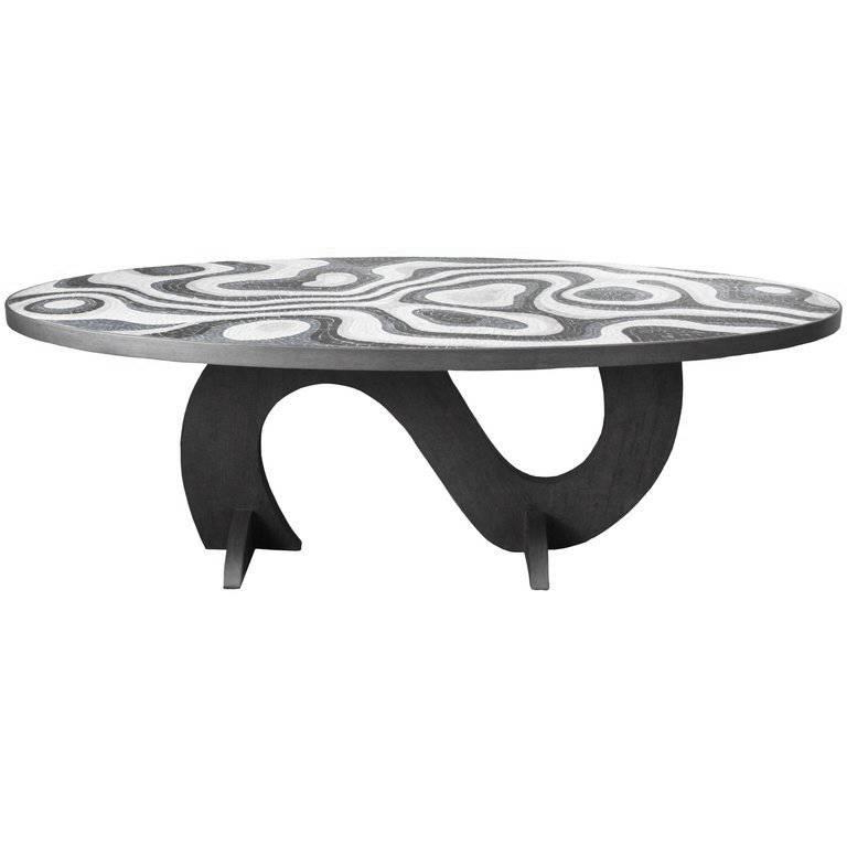 2018 Mosaic Dining Tables For Sale Pertaining To Mosaic Dining Table For Sale At 1stdibs (View 3 of 20)
