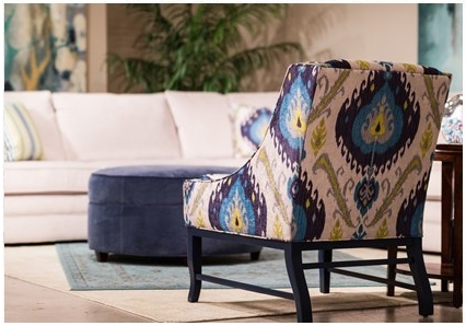 2018 Norwood Upholstered Hostess Chairs For Solid Wood Furniture And Custom Upholsterykincaid Furniture, Nc (View 19 of 20)