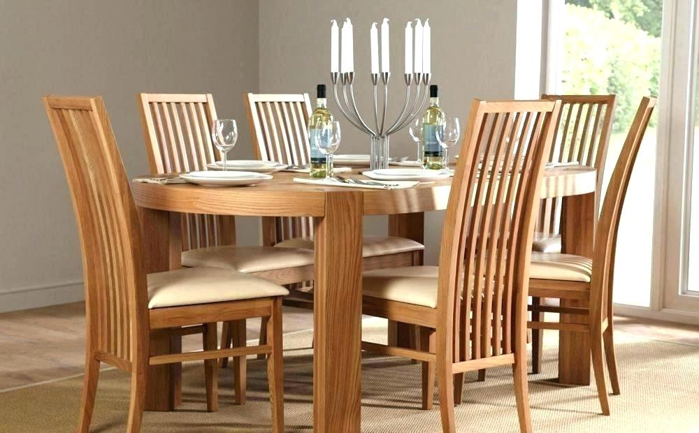 2018 Oak Dining Tables Sets For Second Hand Solid Oak Dining Table And Chairs – Architecture Home (View 14 of 20)