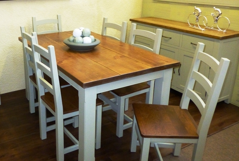 2018 Pine Furniture Online, Pine Furniture Preston, Pine Dining Room Regarding Beech Dining Tables And Chairs (View 12 of 20)