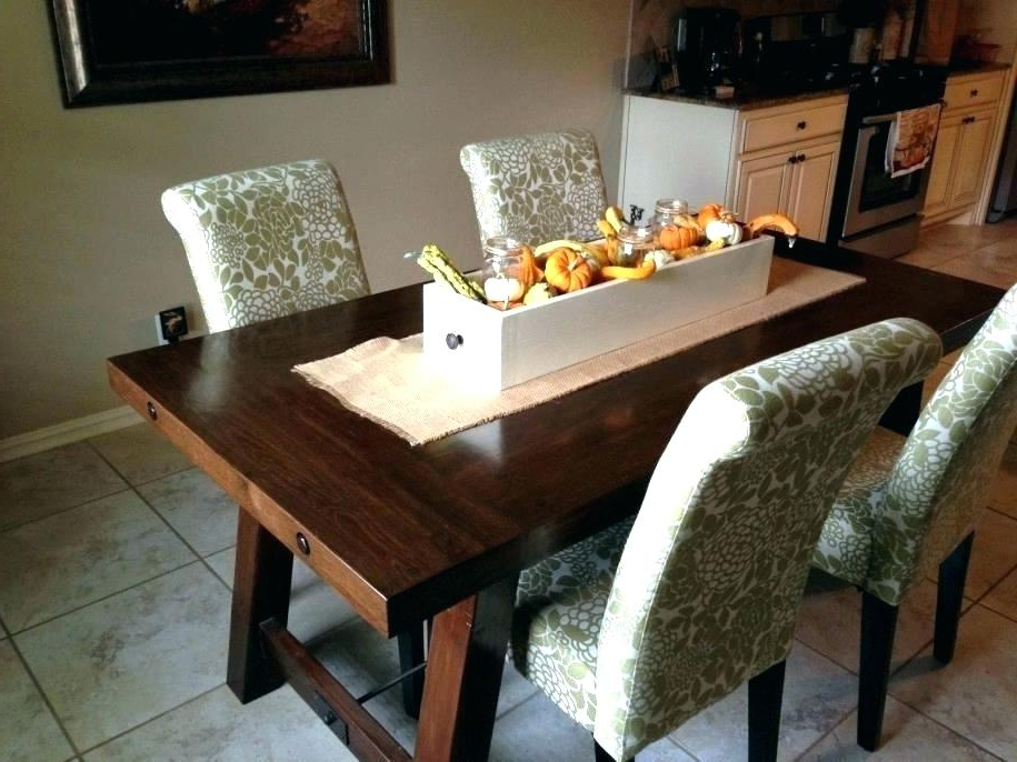 2018 Pottery Barn Round Dining Table – Chirad Intended For Dark Wood Dining Tables (View 18 of 20)