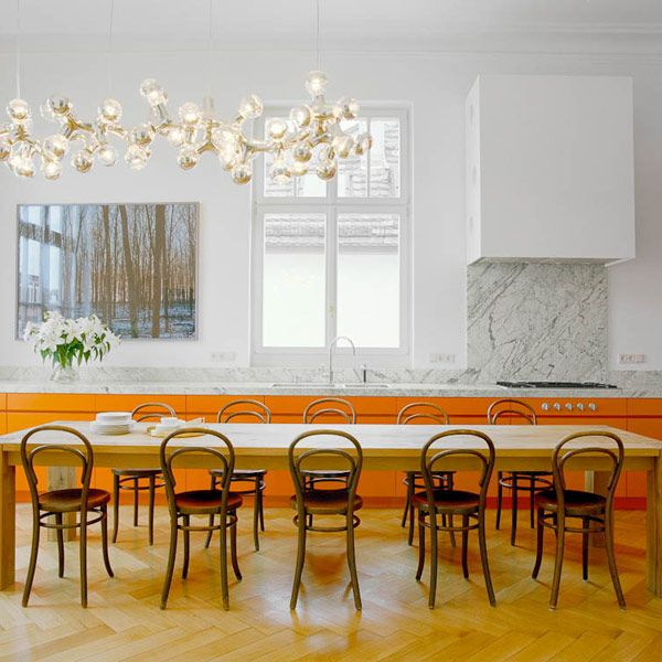 25 Incredibly Long Dining Tables With 2017 Long Dining Tables (View 6 of 20)