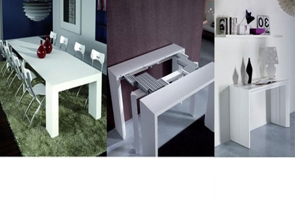 3 Best Pull Out Tables From $698 (Affordable Options!) In Cheap Folding Dining Tables (Gallery 19 of 20)