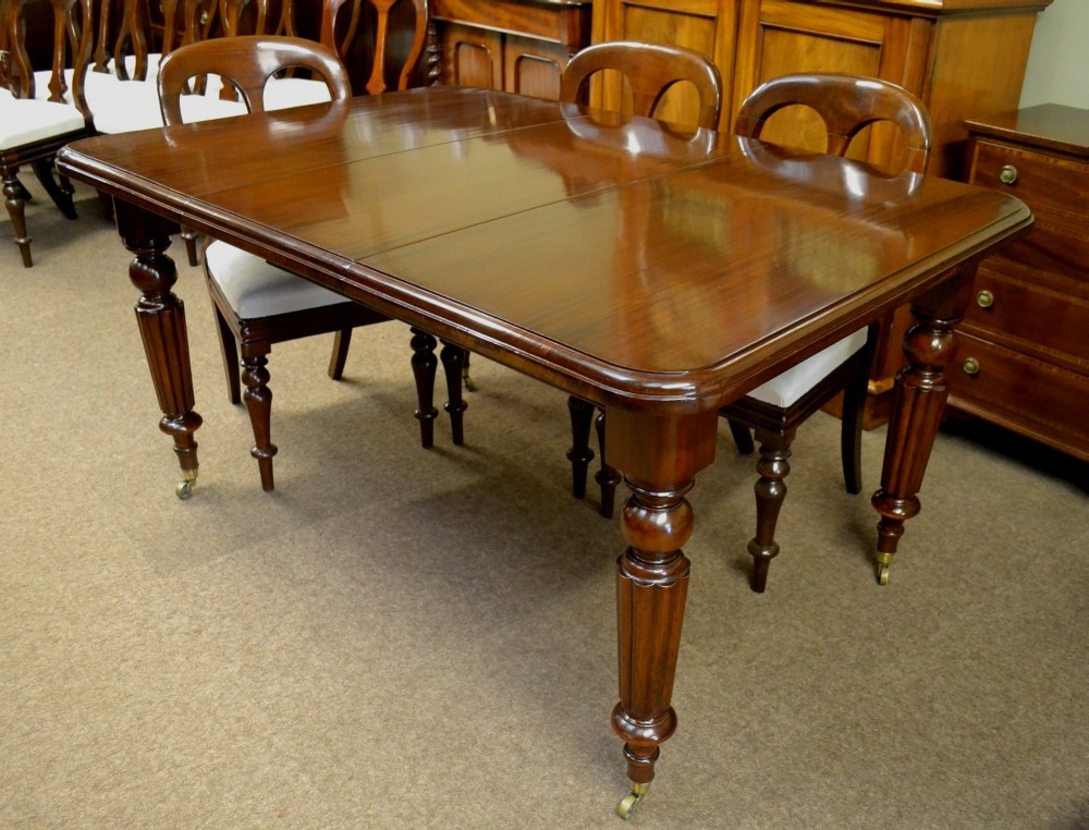314709 With Regard To Mahogany Extending Dining Tables (Gallery 19 of 20)