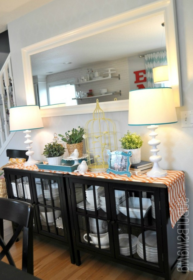 32 Dining Room Storage Ideas – Decoholic Regarding Current Dining Room Cabinets (View 19 of 20)