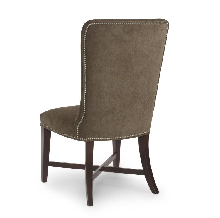 3498S – Jaxon Side Chair With Current Jaxon Upholstered Side Chairs (View 1 of 20)