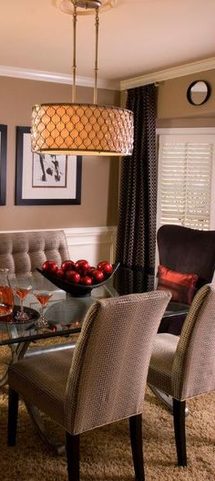 413 Best Dining Spaces Images On Pinterest In  (View 3 of 20)