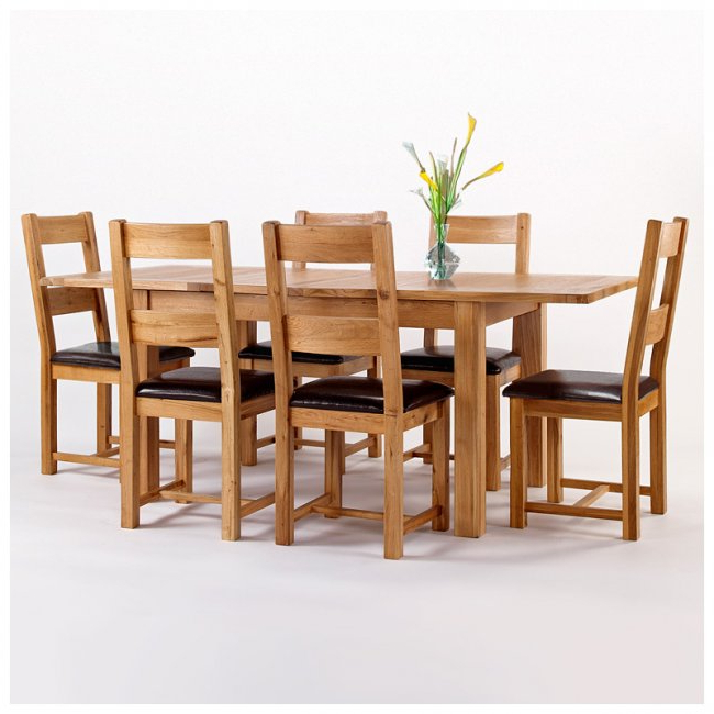 [%50% Off Rustic Oak Dining Table And 6 Chairs | Extending | Westbury Intended For Best And Newest Light Oak Dining Tables And 6 Chairs|Light Oak Dining Tables And 6 Chairs Pertaining To Popular 50% Off Rustic Oak Dining Table And 6 Chairs | Extending | Westbury|Newest Light Oak Dining Tables And 6 Chairs Pertaining To 50% Off Rustic Oak Dining Table And 6 Chairs | Extending | Westbury|Most Recent 50% Off Rustic Oak Dining Table And 6 Chairs | Extending | Westbury Inside Light Oak Dining Tables And 6 Chairs%] (View 1 of 20)