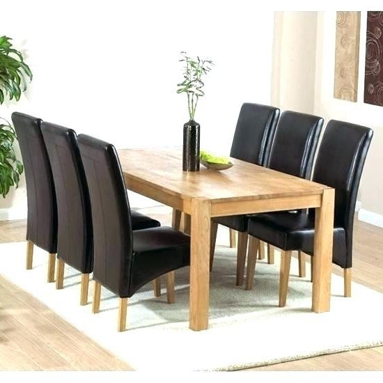 6 Chairs Dining Tables For Preferred 6 Chairs Dining Table Ikea – Modern Computer Desk Cosmeticdentist (View 19 of 20)