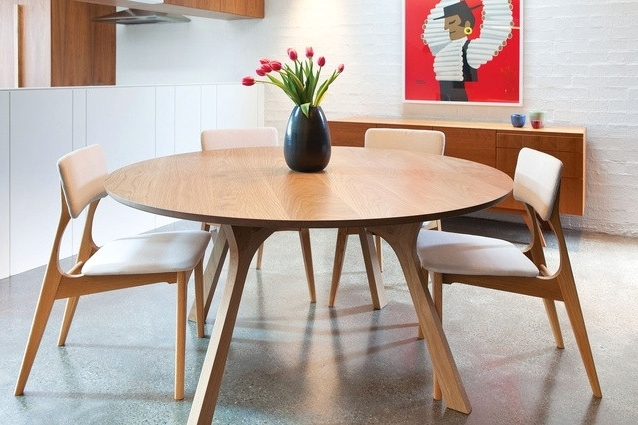 6 Person Round Dining Tables Pertaining To Newest Lovely Studio George Harper Of Tide Design – 6 Person Round Dining (View 5 of 20)