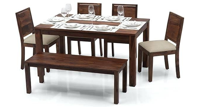 6 Seat Dining Table Sets Within Most Current 6 Seater Dining Table And Chairs Glass Uk Sheen Set Six Din Sets (View 16 of 20)