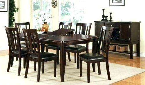 6 Seat Dining Tables Within Well Liked 6 Chair Dining Table – Ontimed (Gallery 11 of 20)
