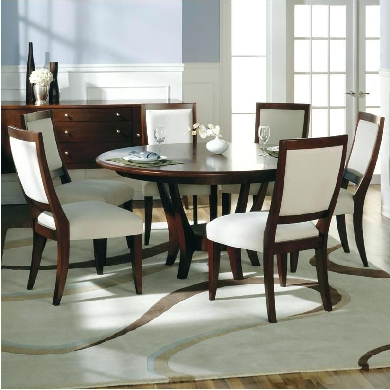 6 Seater Round Dining Tables Throughout Preferred Amazing 6 Person Dining Table 8 Dining Table Sets 6 Seater Round (Gallery 12 of 20)