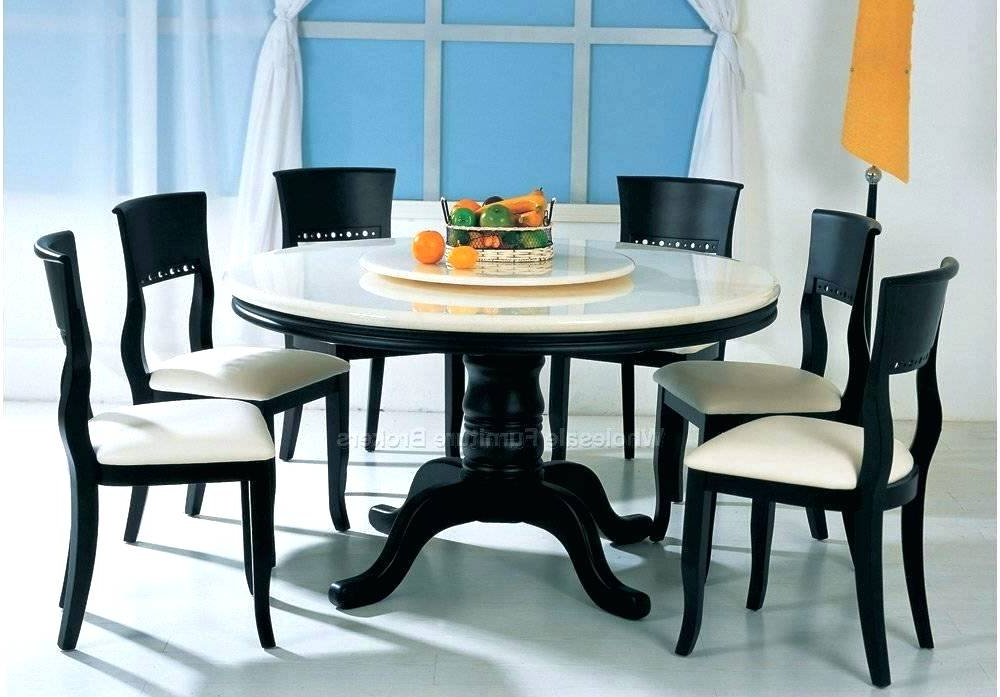 6 Table Seat Dining Cloth Seater And Chairs India Cheap T Modern Uk Regarding 2017 Round 6 Seater Dining Tables (View 6 of 20)