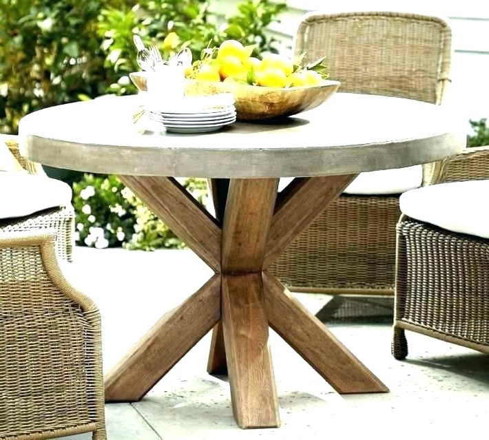 60 Round Patio Table – Architecture Modern Idea • With Regard To 2017 Macie Round Dining Tables (View 2 of 20)