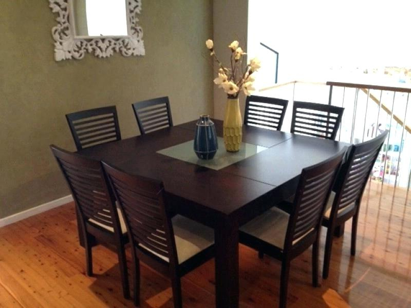 8 Chair Dining Room Set – Www.cheekybeaglestudios With Best And Newest Dining Tables And 8 Chairs Sets (Gallery 7 of 20)