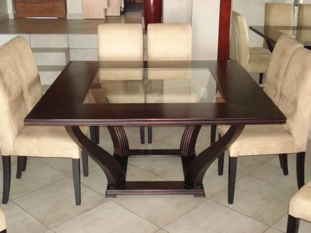 8 Seater Dining Sets (View 2 of 20)