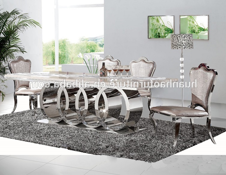 8 Seater Dining Table 8 Seater Dining Room Sets Square 8 Seater Within Most Up To Date Eight Seater Dining Tables And Chairs (View 15 of 20)