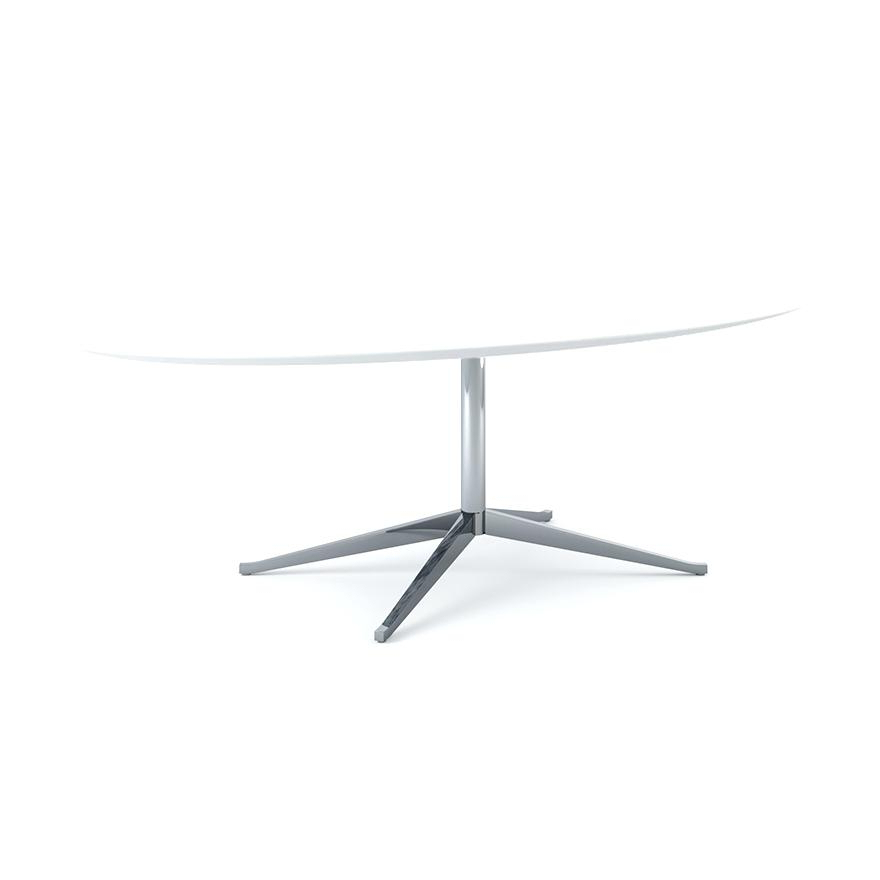 96 Dining Table Rectangle Knoll Table Desk Oval Home Decor Ideas App With Regard To Favorite Magnolia Home White Keeping 96 Inch Dining Tables (View 20 of 20)